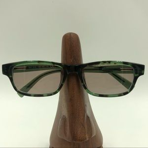 Nike 5548 Brown Oval Sunglasses Frames